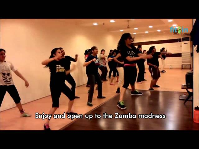 FitMeIn   Zumba - YouTube