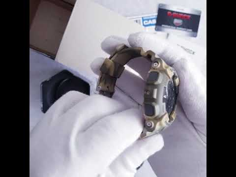 Часы Casio G-Shock GD-120MM-5AER