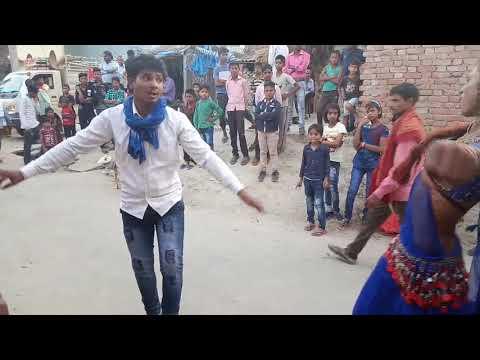 # Samar Singh के गाने पर जबरदस्त Dance