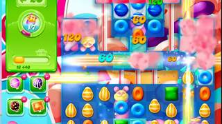 Candy Crush Jelly Saga Level 991 *** NO BOOSTERS