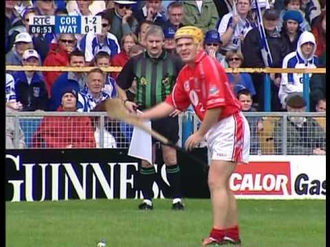Cork v Waterford 2004 Munster SHC Final