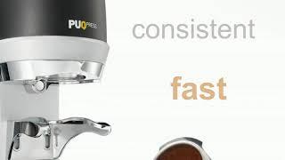 PUQ PRESS  푹프레스 자동템핑기 자동탬핑기