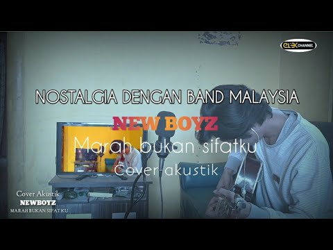 Download MARAH BUKAN SIFATKU | NEWBOYZ | COVER AKUSTIK BY : GIO
