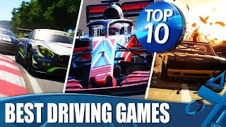 Top 10 Best Driving Games On PS4