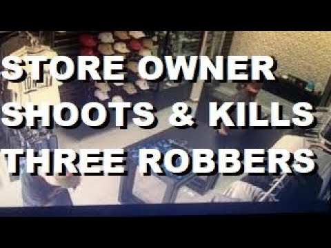 VIDEO: Store Owner