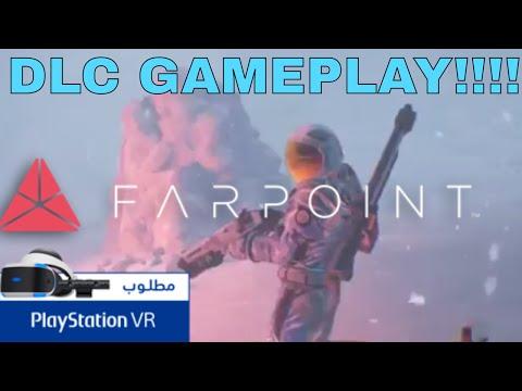 Farpoint : PSVR DLC : Lets build a Snow man