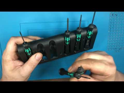 Wera 2050/6 - Отвертки для IPhone  / IPhone Screwdriver WERA