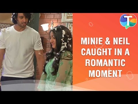 Minie and Neil caught in ROMANTIC MOMENT | Patiala Babes | 14th February 2020