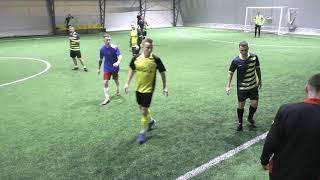 Полный матч FC Bilux 7 1 ТоП ФінТ Турнир по мини футболу в Киеве