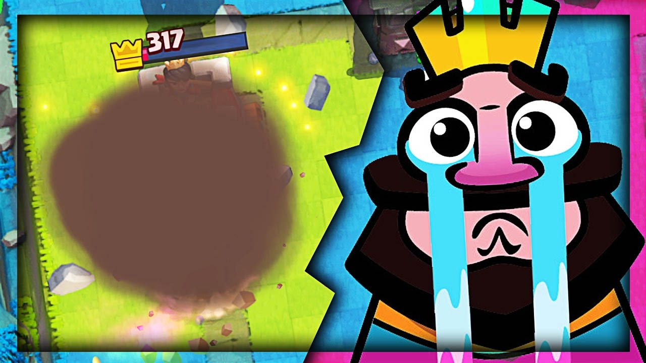 Is This THE HARDEST THING TO DO In Clash Royale!?