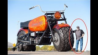 8 Biggest Monster Bike Which Actually Exist  ✅