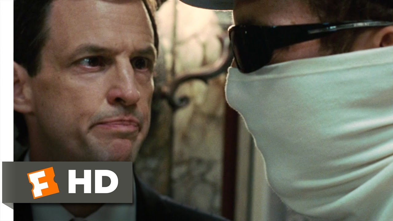 Download Inside Man (3/11) Movie CLIP - Anyone Else Here Smarter Than Me? (2006) HD