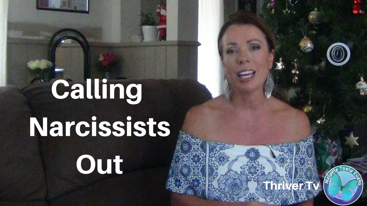 Should You Tell A Narcissist Who They Really Are Youtube