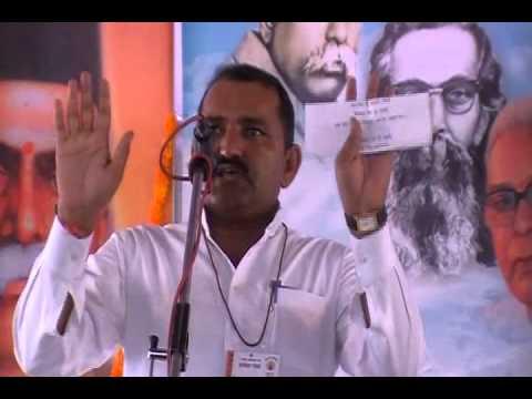 Rss Manohar - GEET SHARAD TUJHE PRANAM - NIMBARAM JI - 30.9.2012