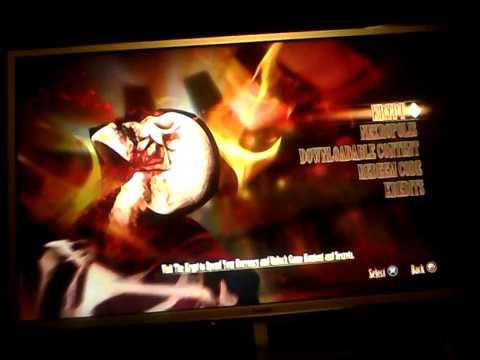 Como Editar save do Mortal Kombat 9 XBOX 360 | FunnyDog TV