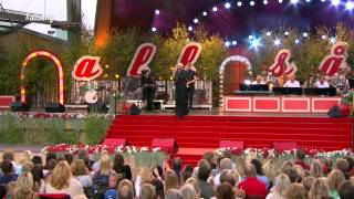 Petra Marklund - Händerna Mot Himlen - Allsång På Skansen 2013 - HD