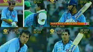 Robin Singh Cameo Innings vs Pakistan | 1997