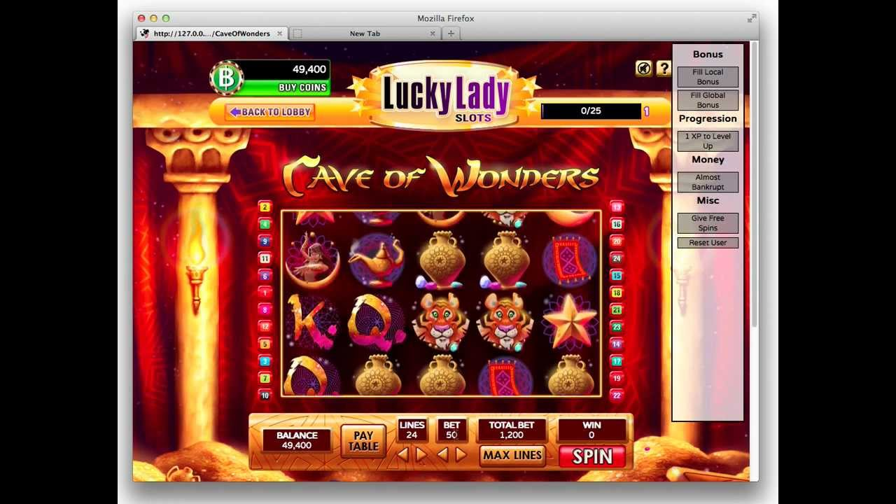Free Slot Games Lucky Lady