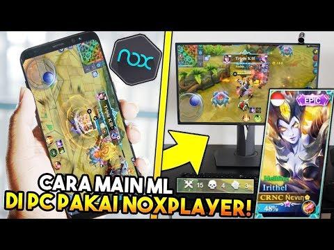 2x TRIPPLE KILL PAKE SKIN IRTHEL BARU ! + Cara main Mobile Legends di PC dengan Nox Player