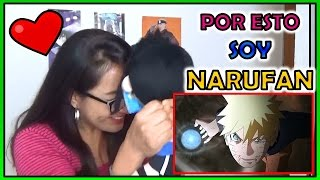 naruto vs sasuke pelea final valle del fin parte 2   especial video reaccin