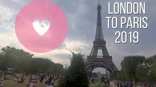 London to Paris 2019