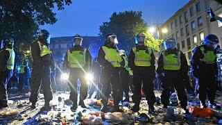 FA quyết truy tìm và quy trách nhiệm kẻ gây bạo loạn ở chung kết Euro 2020