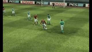 Pes 2008 Beckham süper gol Thumbnail