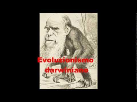 Evoluzionismo naturalistico di Darwin e Spencer