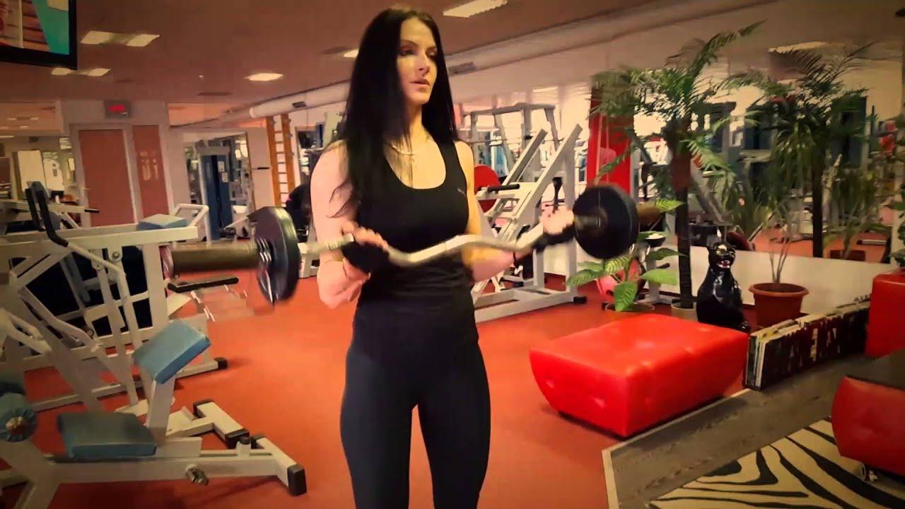 Lina fitness - YouTube