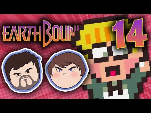 EarthBound: It's a Trap! - PART 14 - Grumpcade