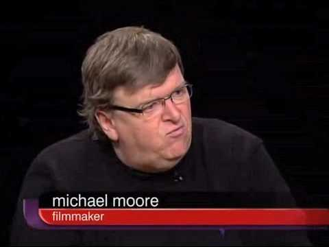 Michael Moore on The Charlie Rose Show (Friday, October 9th, 2009)