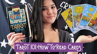 7 Things I Wish I Knew as a Beginner Tarot Reader | LEARNING TAROT 101 + The Basics