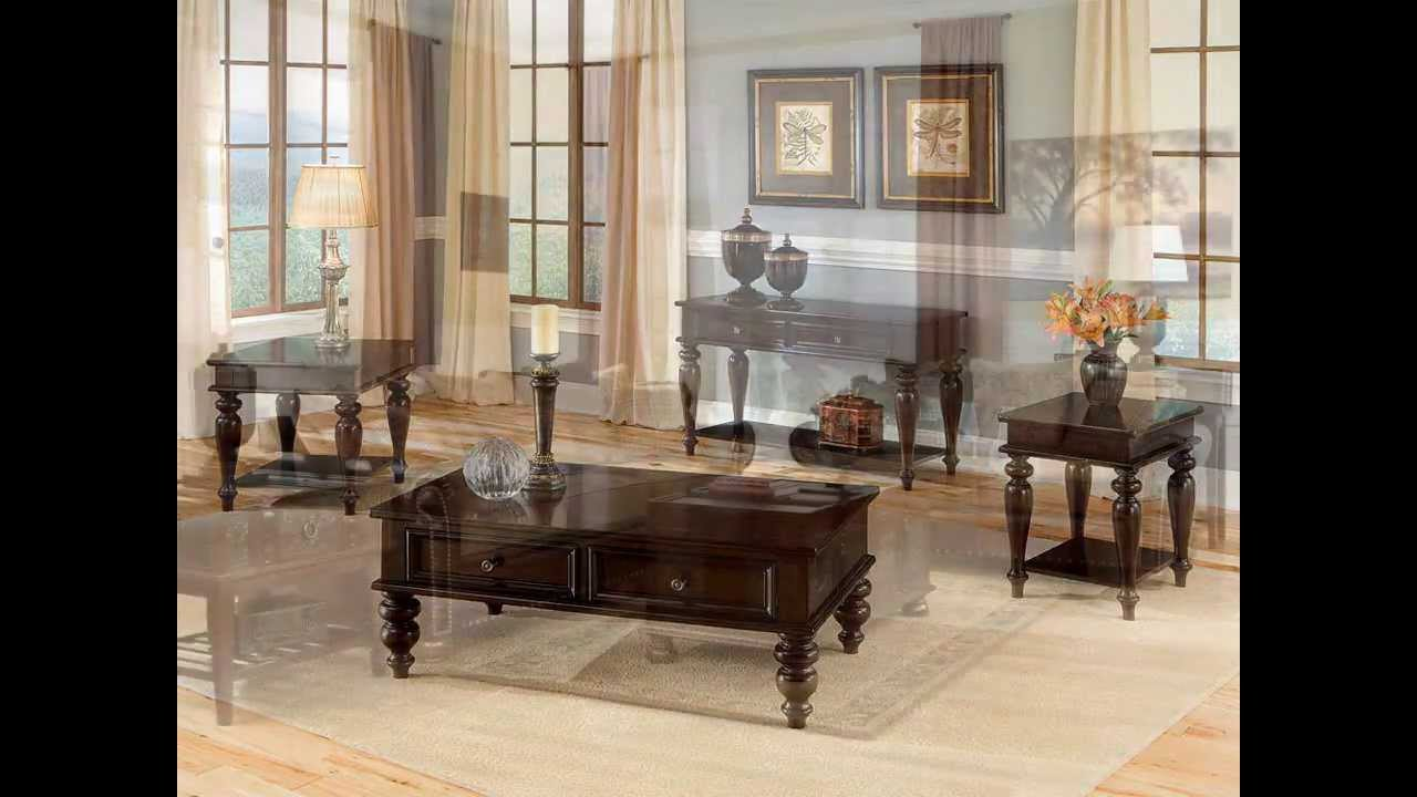 ashleys furniture living room sets youtube