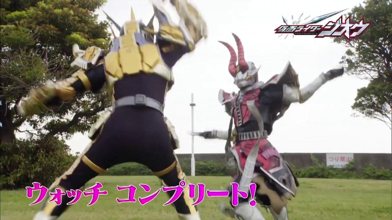 Kamen Rider ZI-O Episode 40 Preview