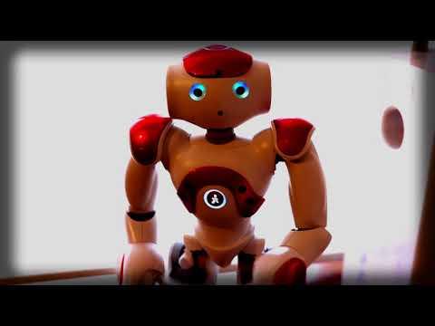 Robots Want Bitcoins Too!