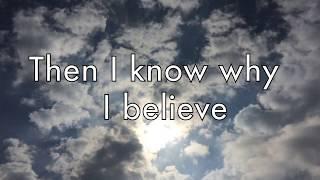 I Believe by Elvis Presley singalong with lyrics