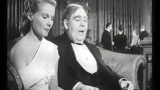 Charles Laughton and Ann Todd - 'The Paradine Case'
