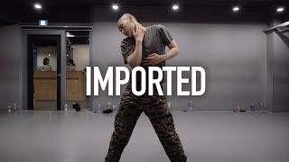 Imported - Jessie Reyez & 6LACK / Enoh Choreography