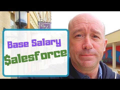 How Much Money Does A Salesforce Admin Make