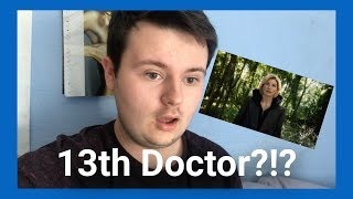 13th Doctor Live Reaction + Initial Thoughts!