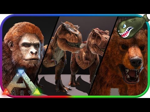 Ark: Survival Evolved | First Look At Dino TLC Pass 1 (Ark News & Updates)