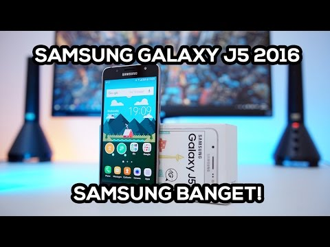 Samsung Galaxy J5 2016 Indonesia Review  - Pahit Manis Mid Range Samsung