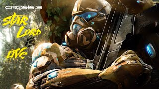 Crysis 3 Live Stream with Star Lord Gaming | Lets Bring Some Change. |