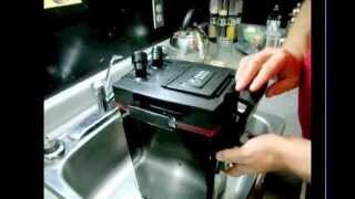 Cleaning the Hydor Professional 350 Canister Filter