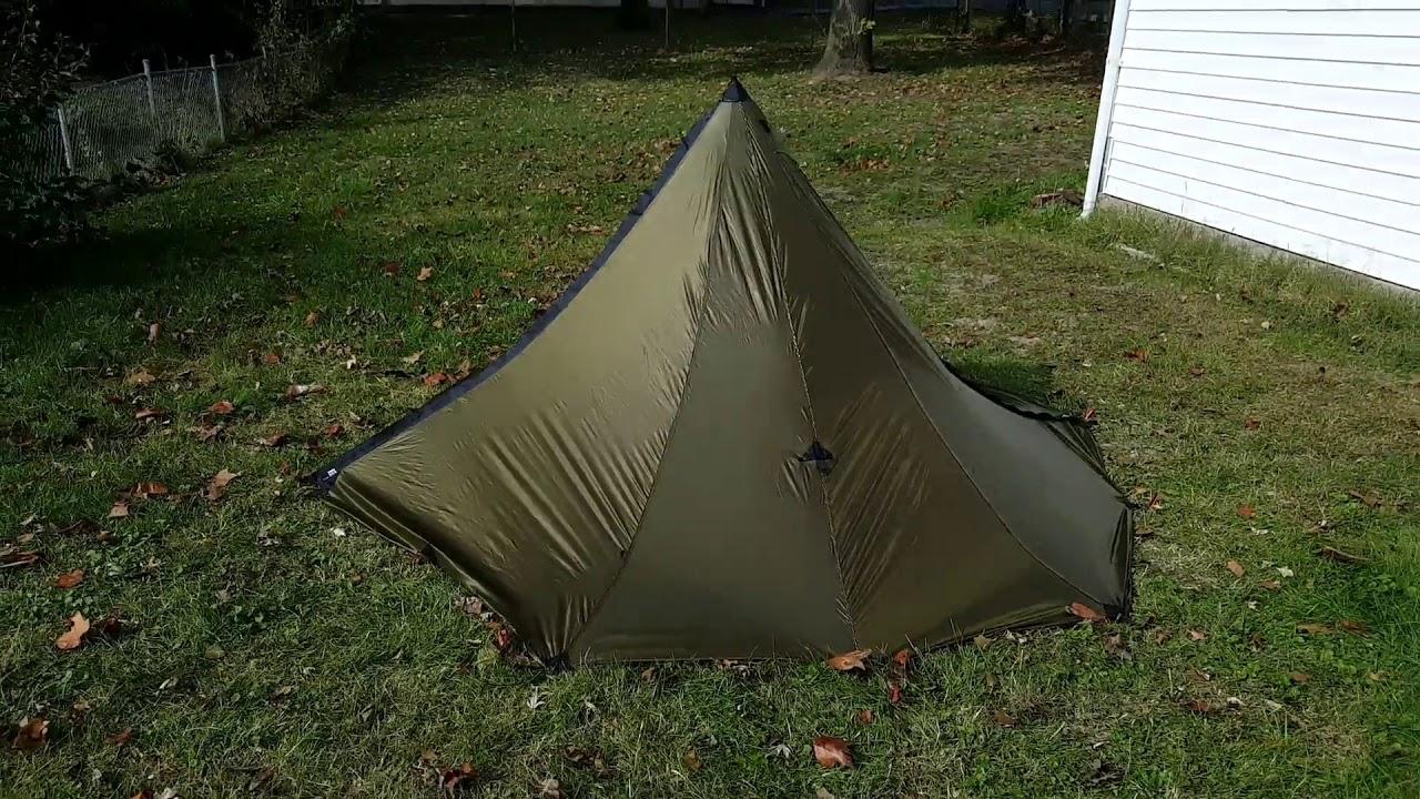 Seek Outside Silvertip Tent + full nest + Lite Outdoors Stove & Seek Outside Silvertip Tent + full nest + Lite Outdoors Stove ...