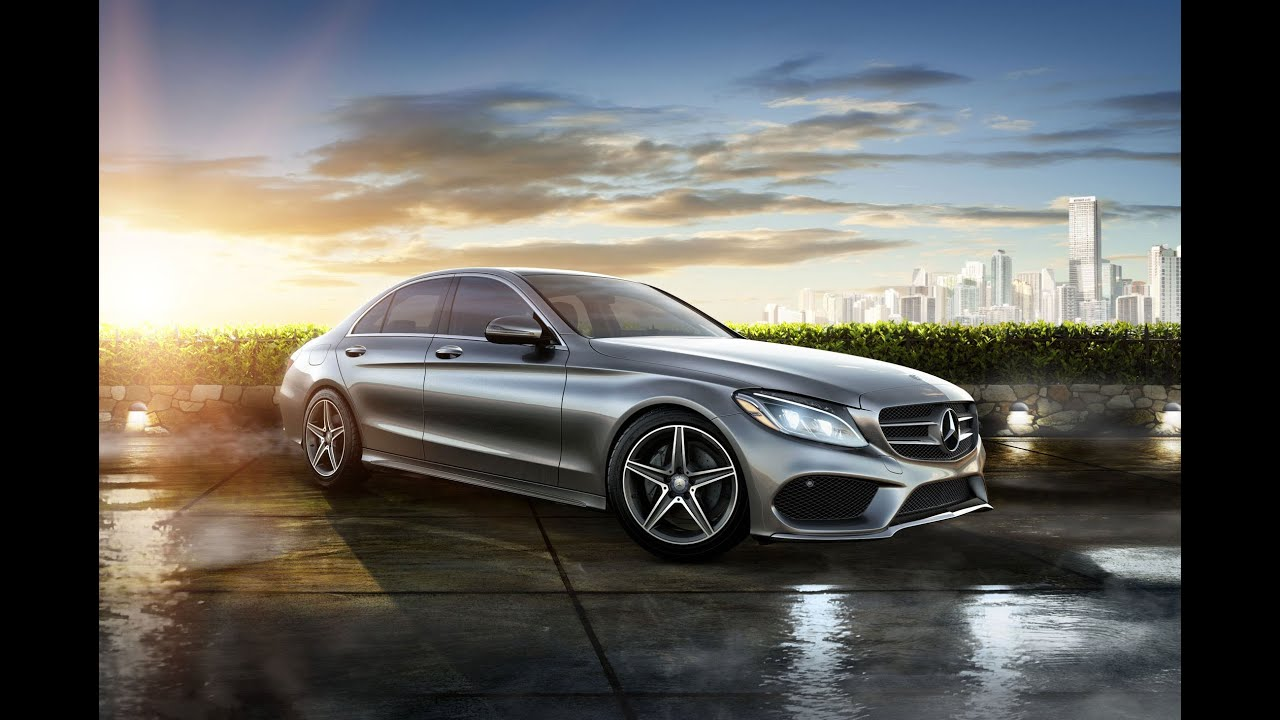 2015 mercedes benz c400 4matic youtube for Mercedes benz c400 4matic