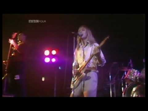 CHEAP TRICK - I Want You To Want Me  (1979 UK TV Appearance) ~ HIGH QUALITY HQ ~
