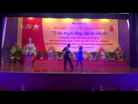 KHIÊU VŨ HÀ NỘI - DANCING AT MOHA HANOI