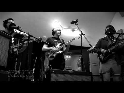 Death By Unga Bunga - When You're Alone (The Pyles Sessions)