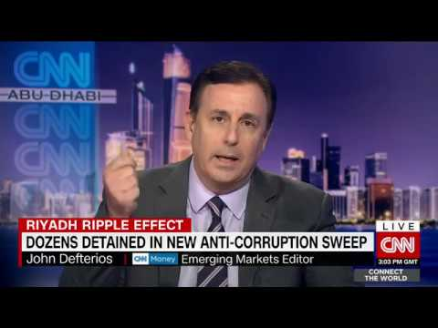 Saudi Arabia launches anti-corruption sweep